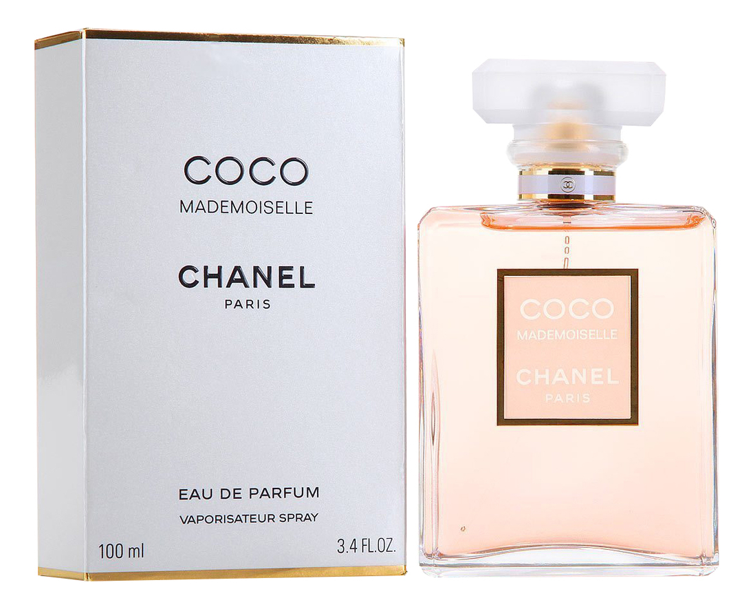 Chanel Coco Mademoiselle: парфюмерная вода 100мл chanel coco mademoiselle intense парфюмерная вода 50мл