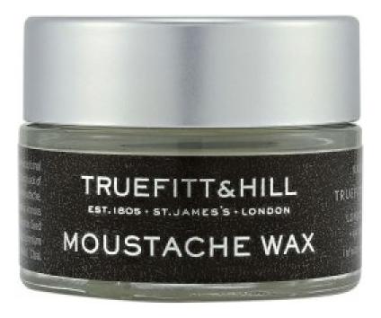 Воск для усов Moustache Wax 15мл воск для усов с запахом черного кофе styling wax black coffee 15мл