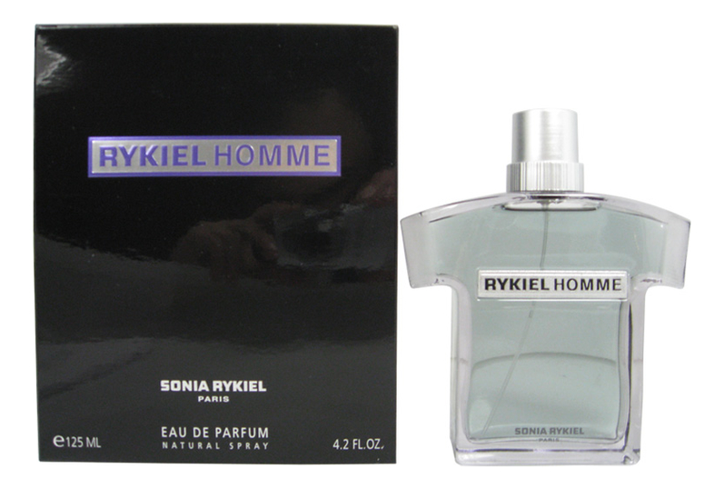 Sonia Rykiel Homme: парфюмерная вода 125мл sonia rykiel l eau de sonia rykiel парфюмерная вода 50мл
