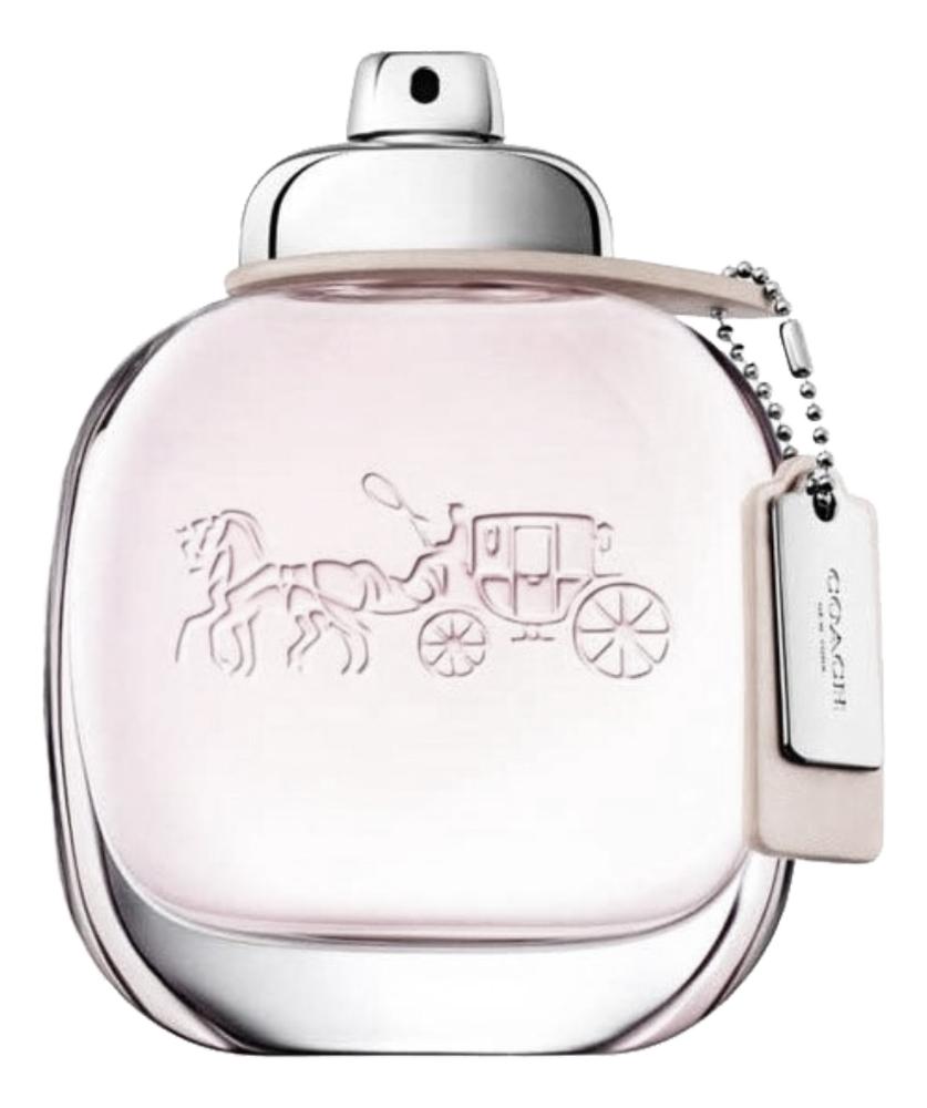 Coach The Fragrance Eau de Toilette: туалетная вода 90мл coach for men туалетная вода 4 5мл