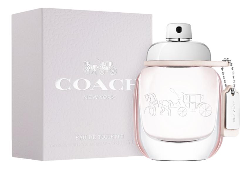 Coach The Fragrance Eau de Toilette: туалетная вода 30мл coach for men туалетная вода 4 5мл