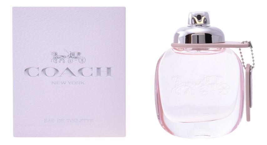 Coach The Fragrance Eau de Toilette: туалетная вода 50мл coach for men туалетная вода 4 5мл