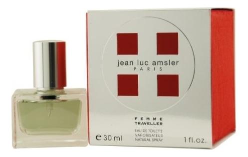 Jean Luc Amsler Femme: туалетная вода 30мл jean luc rinaudo telepresence in training