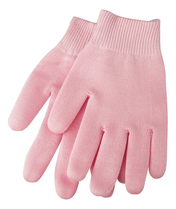 Гелевые увлажняющие перчатки с экстрактом розы SPA GelSmart одна пара чайная пара narumi silk