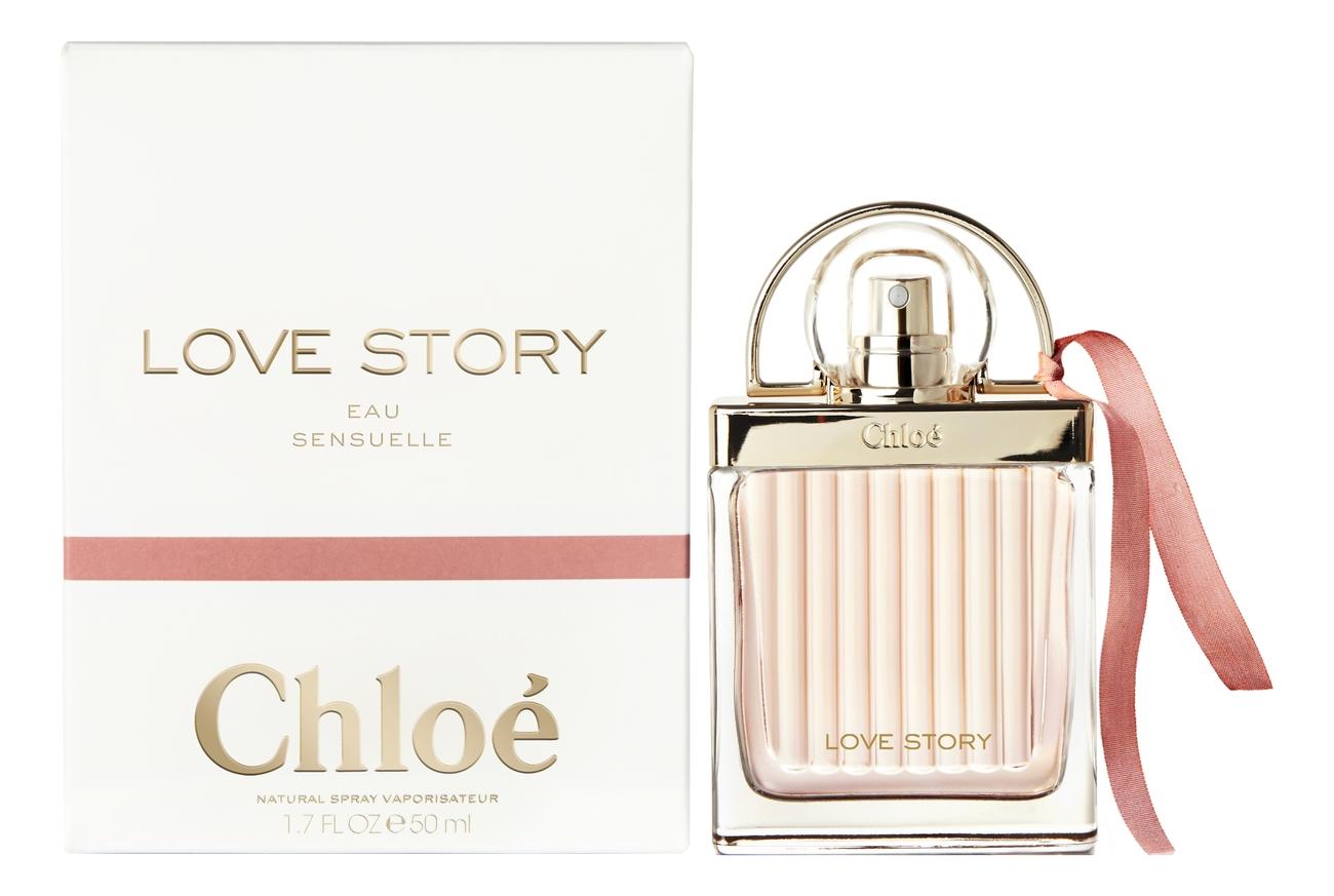 Chloe Love Story Eau Sensuelle : парфюмерная вода 50мл парфюмерная вода chloe love story eau sensuelle 30 мл