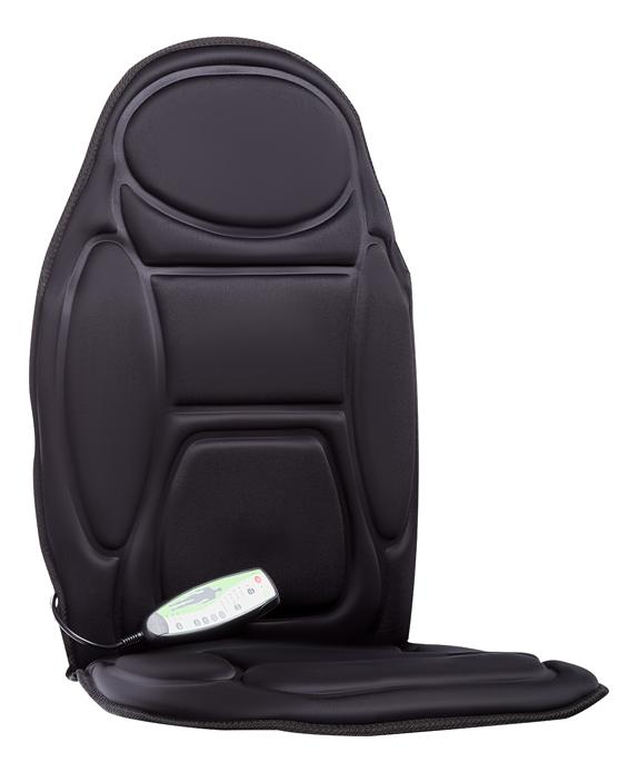 Массажный коврик с функцией прогрева Massage Cushion AMG 388 massage tools gezatone 1301142 chair cape back roller massager