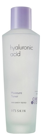 Увлажняющий тонер для лица с гиалуроновой кислотой Hyaluronic Acid Moisture Toner 150мл тонер для лица с гиалуроновой кислотой hyaluronic acid gel toner 15г