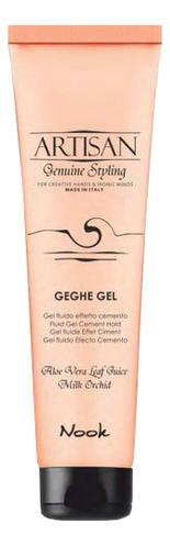 Гель-цемент для укладки волос Artisan Geghe Gel Fluid Gel Cement Hold 150мл