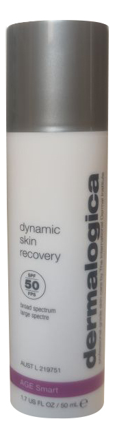 Укрепляющий дневной крем Age Smart Dynamic Skin Recovery SPF50 50мл dermalogica age smart multivitamin power recovery masque