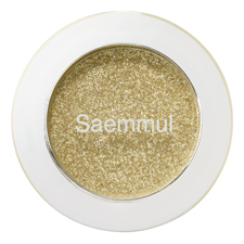 Тени для век кремовые Saemmul Single Shadow Paste 1,8г: YE01 Honey Gelato