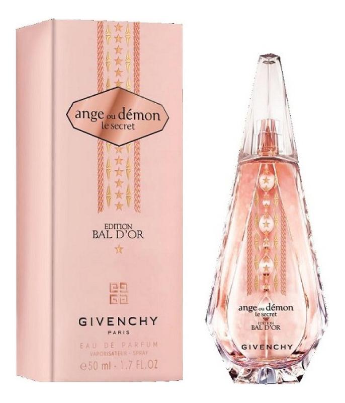 Givenchy Ange Ou Demon Le Secret Edition Bal d'Or: парфюмерная вода 50мл