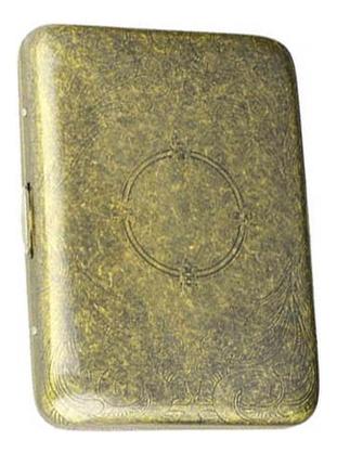 Портсигар (золотистый) s quire s quire 6167