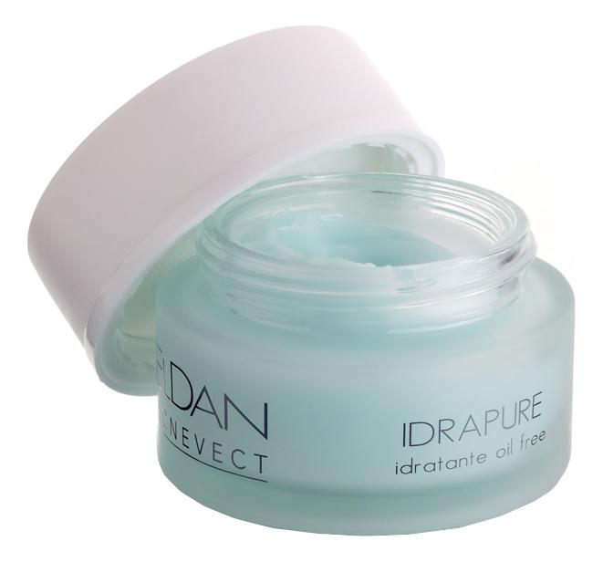 Фото - Очищающий крем для проблемной кожи лица Le Prestige Idrapure Oil Free Hydrating: Крем 50мл meditopic крем для лица и век очищающий 30 мл