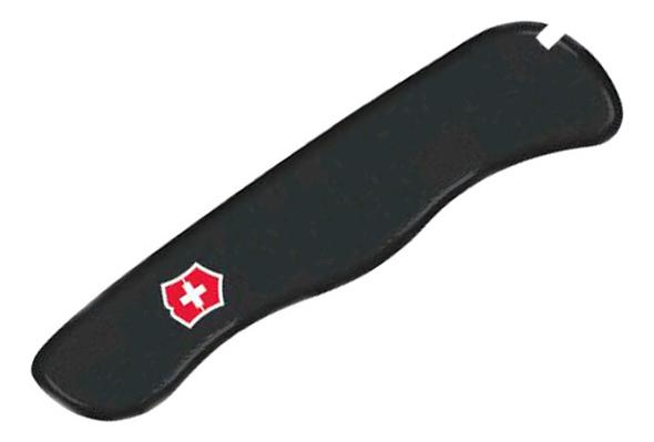 Накладка на ручку перочинного ножа 111мм (передняя, черная) накладка на ручку перочинного ножа 111мм передняя черная
