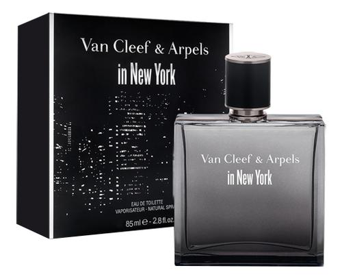 Van Cleef & Arpels in New York: туалетная вода 85мл van cleef feerie rose des neiges туалетная вода 30 мл