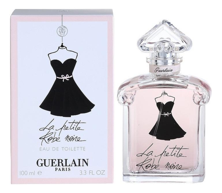 цены Guerlain La Petite Robe Noire Eau de Toilette: туалетная вода 100мл