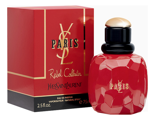 YSL Paris Rebel Collector 2015: парфюмерная вода 75мл ysl te collector valentine day 02 os