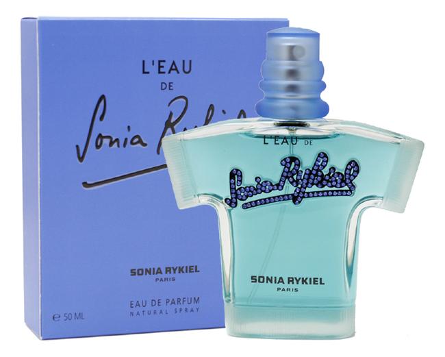 Sonia Rykiel L'Eau de Sonia Rykiel: парфюмерная вода 50мл блуза sonia by sonia