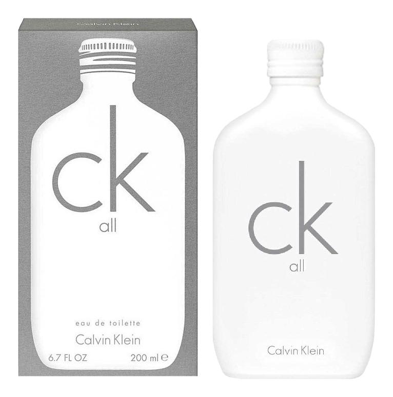 Calvin Klein CK All: туалетная вода 200мл