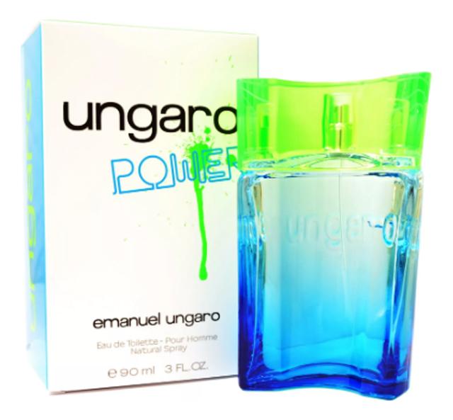 Emanuel Ungaro Ungaro Power : туалетная вода 90мл