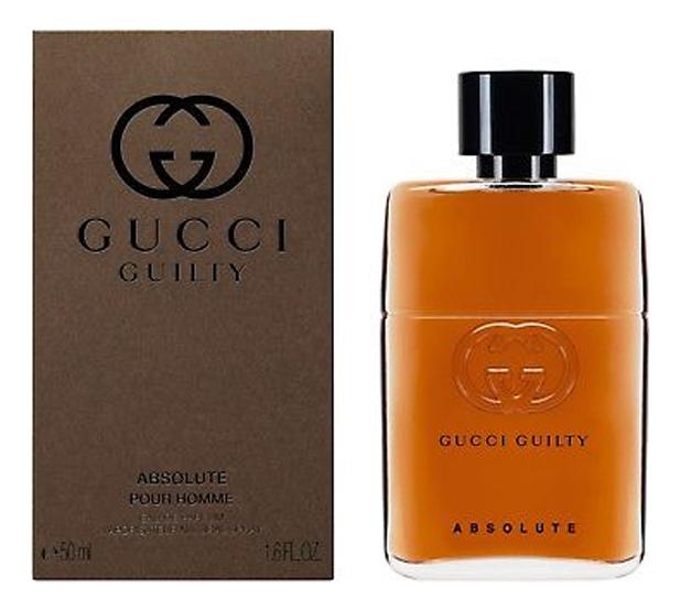 Фото - Gucci Guilty Absolute: парфюмерная вода 50мл пластиковый конструктор decool 3419 3419