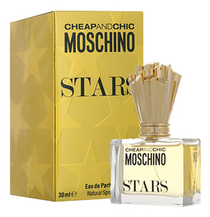 Moschino Cheap and Chic Stars: парфюмерная вода 30мл moschino stars