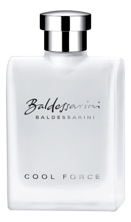 Baldessarini Cool Force: туалетная вода 30мл hugo boss baldessarini cool force туалетная вода тестер 90 мл