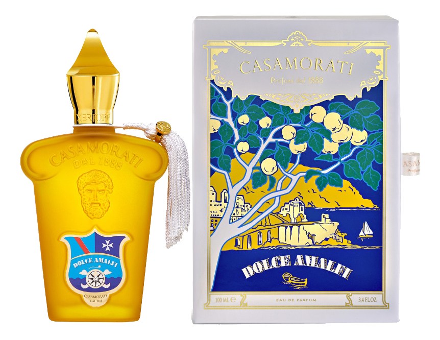Xerjoff Dolce Amalfi : парфюмерная вода 100мл xerjoff ouverture парфюмерная вода 100мл