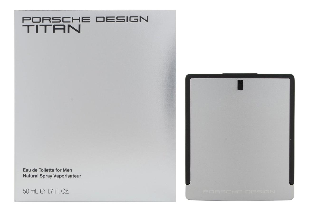 Porsche Design Porshe Titan: туалетная вода 50мл porsche design sport туалетная вода 50 мл