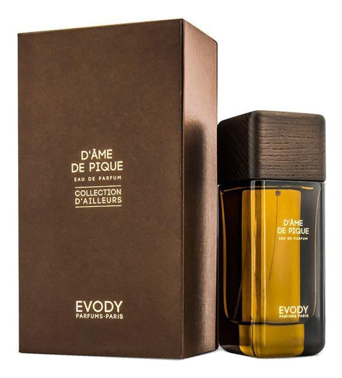 Evody D`Ame de Pique: парфюмерная вода 100мл evody fleur d oranger парфюмерная вода 100мл