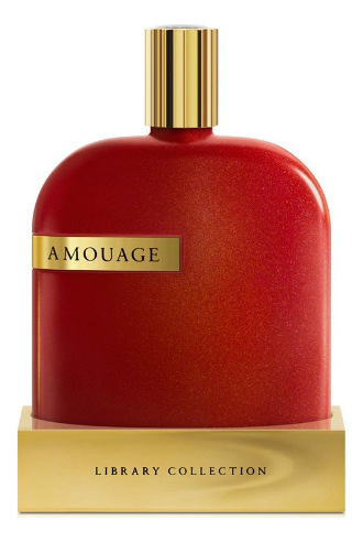 Amouage Library Collection Opus IX: парфюмерная вода 2мл amouage opus ii туалетные духи 50 мл
