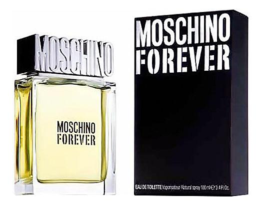 Moschino Forever men: туалетная вода 100мл