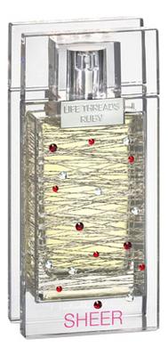 La Prairie Life Threads Ruby Sheer: туалетная вода 50мл тестер la prairie life threads emerald туалетные духи тестер 50 мл