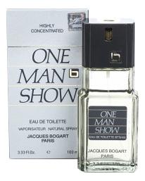 Jacques Bogart One Man Show: туалетная вода 100мл (без крема) jacques bogart silver scent туалетная вода 100мл