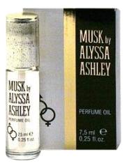 Alyssa Ashley Musk: парфюмерное масло 7,5мл ashley s war