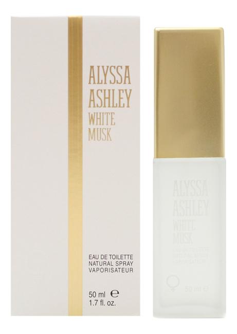 Alyssa Ashley White Musk : туалетная вода 50мл ashley s war