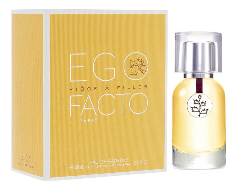 Ego Facto Prends Garde a Toi: парфюмерная вода 100мл