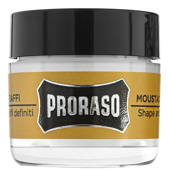 Воск для усов Wood And Spice 15мл proraso wood and spice moustache wax