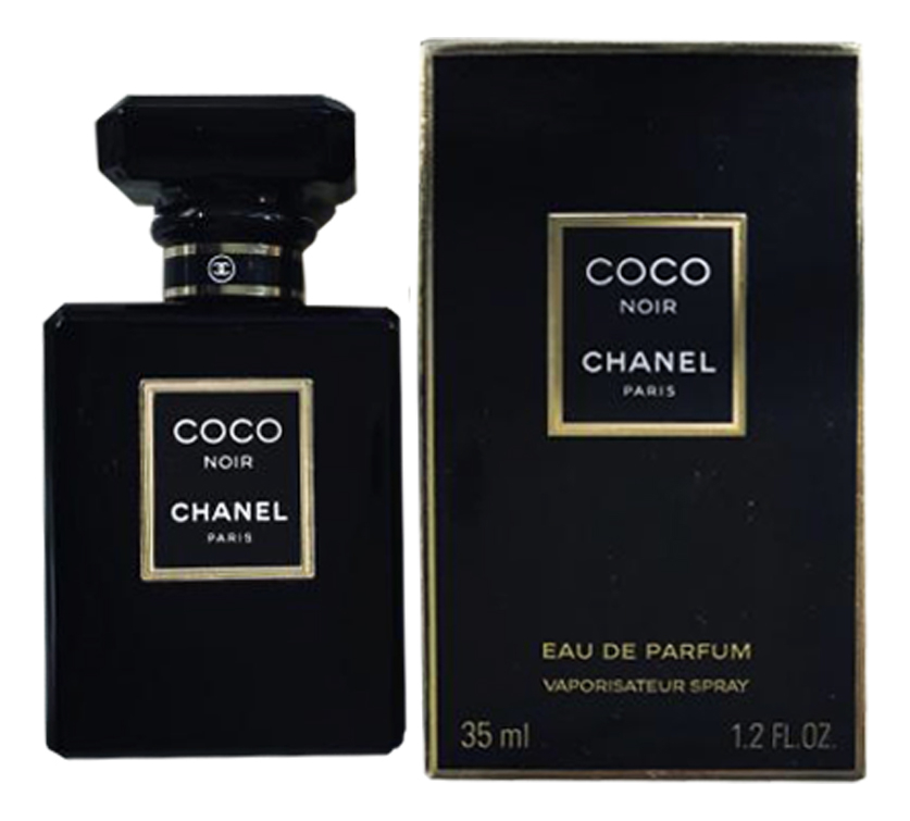Chanel Coco Noir: парфюмерная вода 35мл chanel coco mademoiselle intense парфюмерная вода 50мл