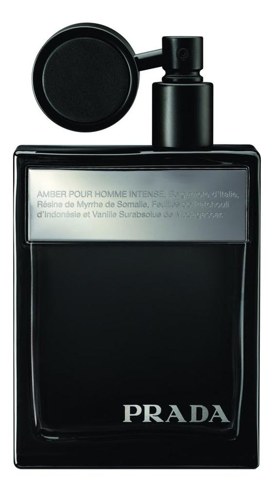 Prada Amber Pour Homme Intense: туалетная вода 50мл тестер prada prada intense туалетные духи тестер 50 мл