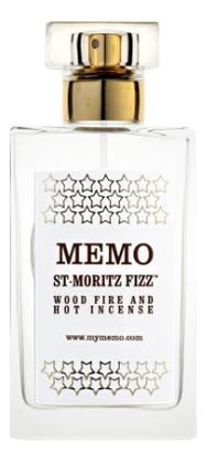 Memo Saint Moritz Fizz : Ароматический спрей для дома 50мл