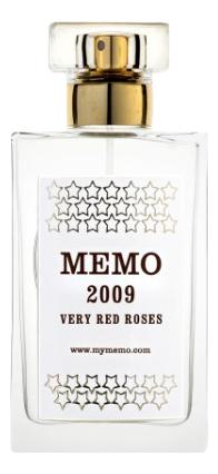 Memo Very Red Rose: Ароматический спрей для дома 50мл