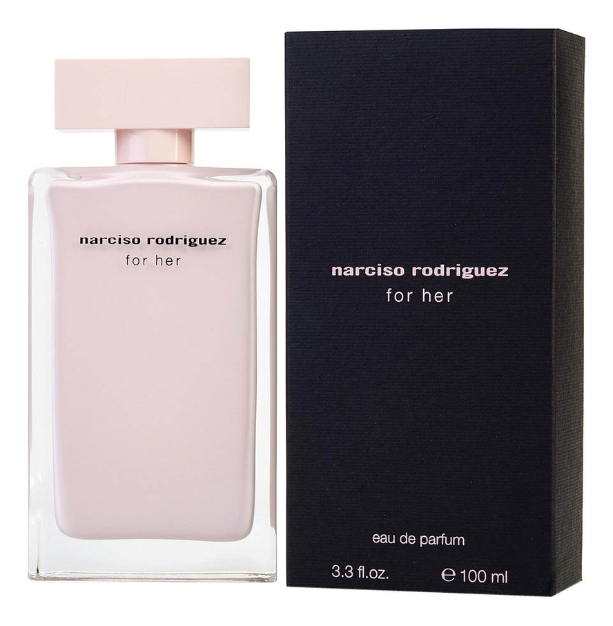 Narciso Rodriguez For Her Eau de Parfum: парфюмерная вода 100мл narciso rodriguez for her eau de parfum