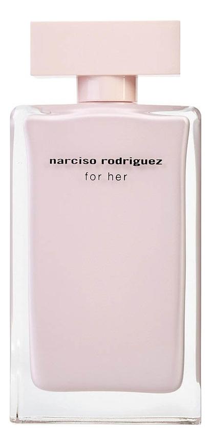 Narciso Rodriguez For Her Eau de Parfum: парфюмерная вода 100мл тестер narciso rodriguez for her eau de parfum