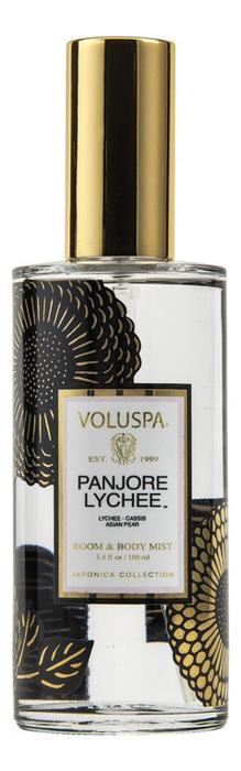 Ароматический спрей для дома и тела Panjore Lychee 100мл (панжерское личи)