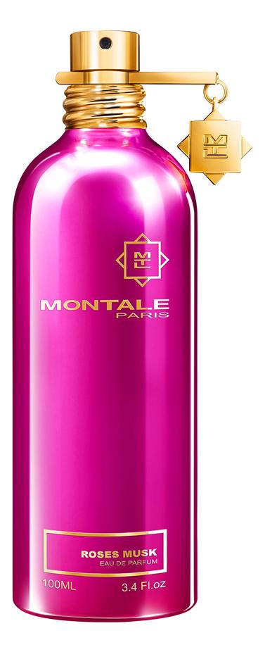 Montale Roses Musk: парфюмерная вода 100мл тестер montale aoud sense туалетные духи тестер 100 мл