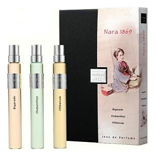 Parfums 137 Jeux de Parfums Nara 1869: парфюмерная вода 3*15мл parfums 137 jeux de parfums vetyver парфюмерная вода 3 15мл