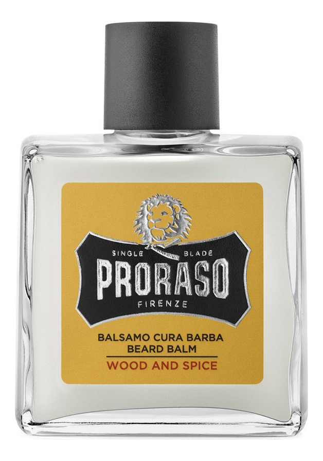 Бальзам для бороды Wood And Spice 100мл proraso wood and spice moustache wax