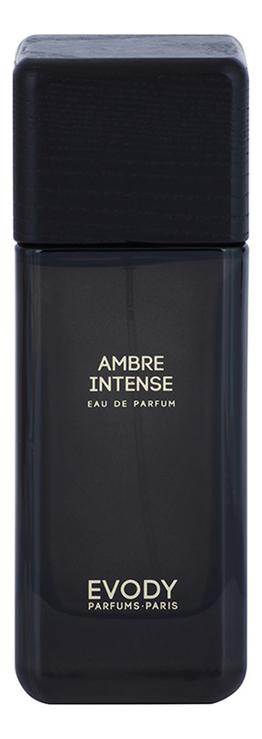 Evody Ambre Intense : парфюмерная вода 100мл тестер evody fleur d oranger парфюмерная вода 100мл