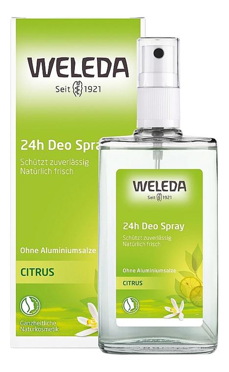 Дезодорант с экстрактом цитруса Citrus Deodorant: Дезодорант 100мл